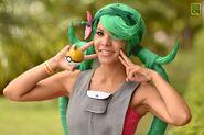 Mallow lulu pokemon cosplay by lesliesalas-db8limw