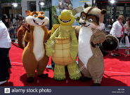 Over the Hedge Mascots
