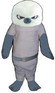 Short Fuse The Seal Mascot