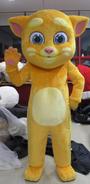 TalkingGinger Mascot