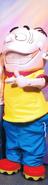 Eddy Mascot Costume