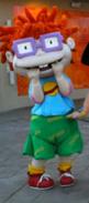 Chuckie Finster-Theme Park