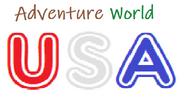 Adventure World 2013 logo