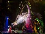 Fantasmic! (Shanghai Disneyland Version)