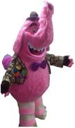 Bing Bong Mascot
