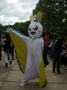 My cosplay of emolga act 2 by pichu1990-d5jt68v