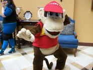 Diddy kong cosplay by deviantheartless