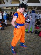 Mystic gohan cosplay by adambomb7-d48edey