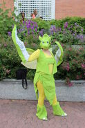 Scyther cosplay by cookietex-d57emoh