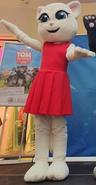 TalkingAngela Mascot
