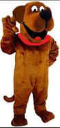 Pep Mascot