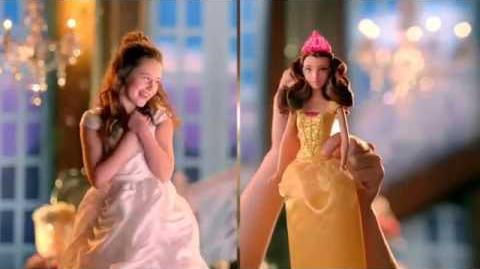 Mattel Disney Princess Sparkling Princess Doll Assortment