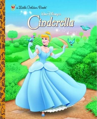 Cinderella (Little Golden Book)