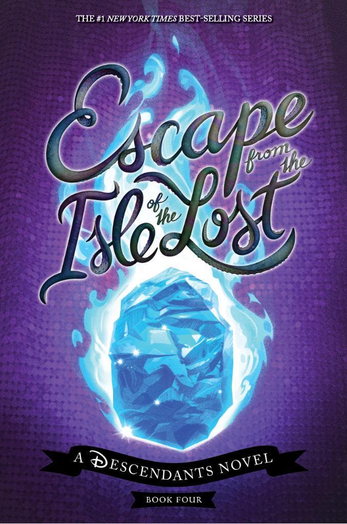 Descendants: Escape from the Isle of the Lost
