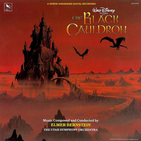 The Black Cauldron: Original Motion Picture Soundtrack