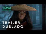 Raya E O Último Dragão - Trailer Oficial Dublado