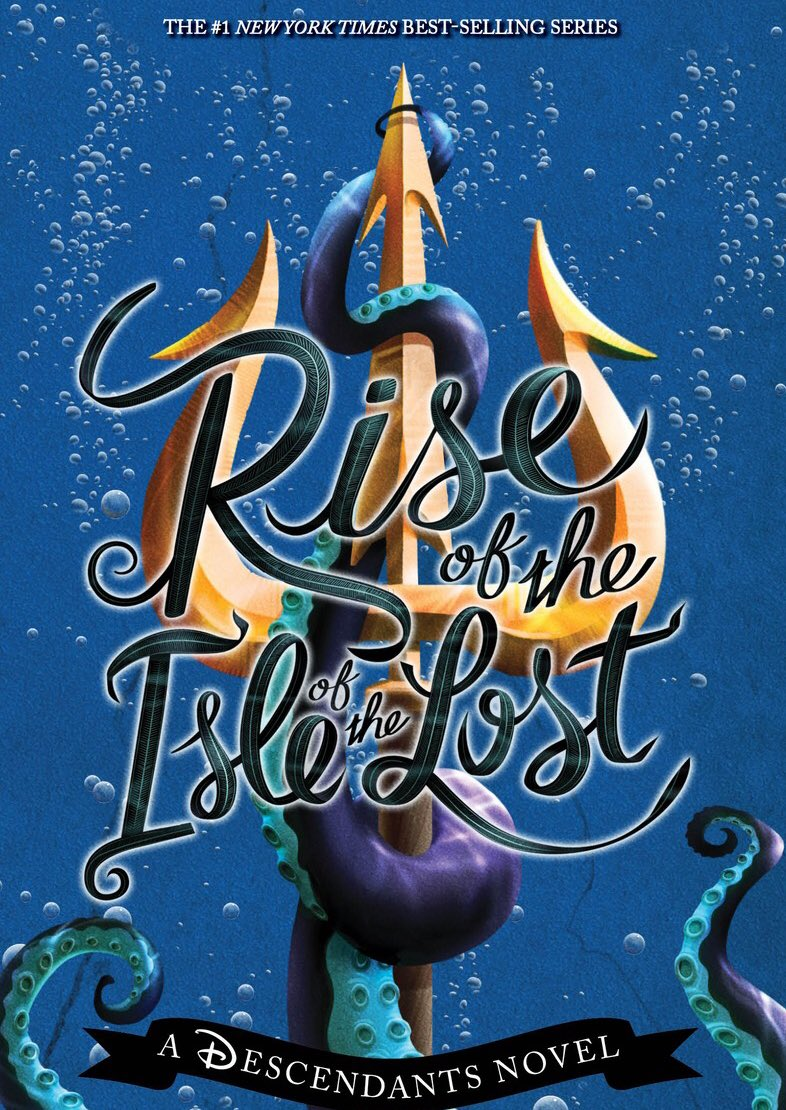 Descendants: Rise of the Isle of the Lost