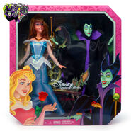 2014-Mattel-Disney-Signature-Collection-Sleeping-Beauty-Maleficent-2-Pack-Doll-Set-015