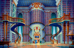 Beauty and the beast library.jpg