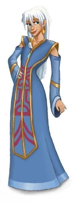 Princesa Kida