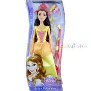 Disney-Princess-Snap-N-Style-Prinzessin-Bella-Mattel-BDJ48