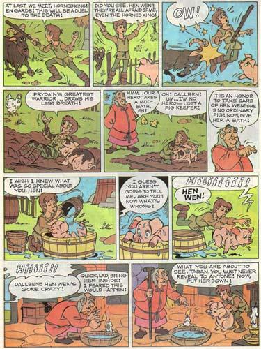 The Black Cauldron (revista em quadrinhos)
