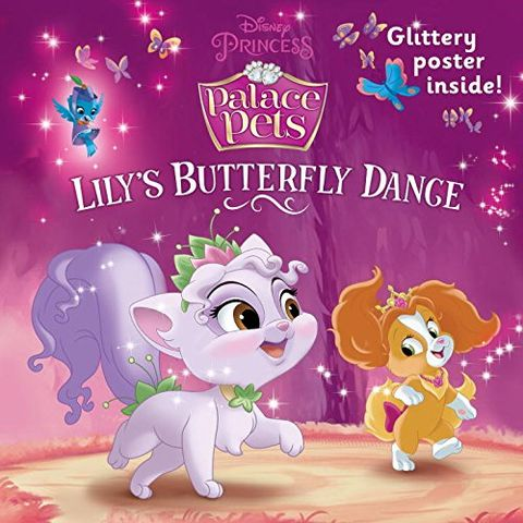 Lily's Butterfly Dance