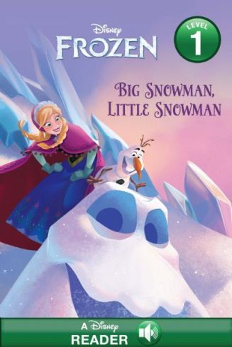 Big Snowman, Little Snowman
