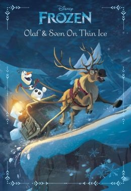 Olaf and Sven On Thin Ice