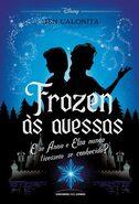 Frozen às Avessas - Capa do Livro