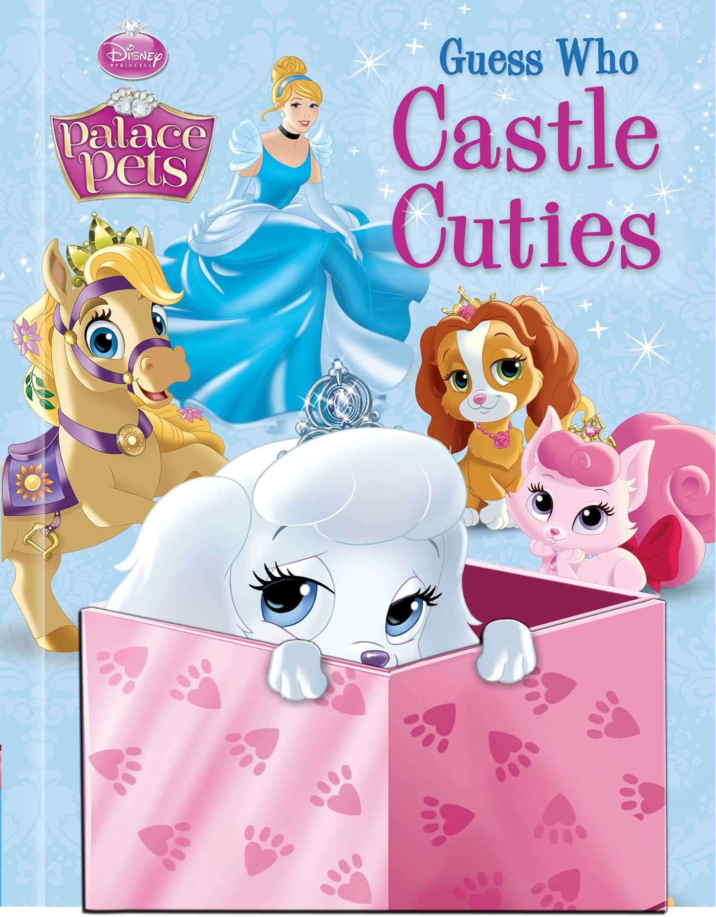 Guess Who Castle Cuties