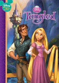 Tangled (Disney's Wonderful World of Reading)