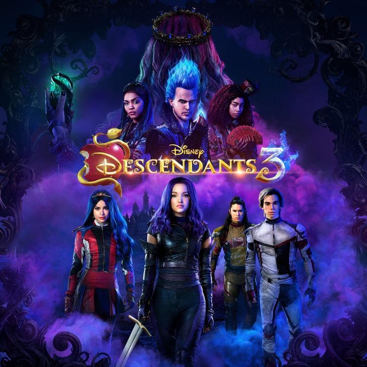 Descendentes 3 (trilha-sonora)