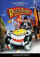 Uma Cilada Para Roger Rabbit - Pôster Nacional