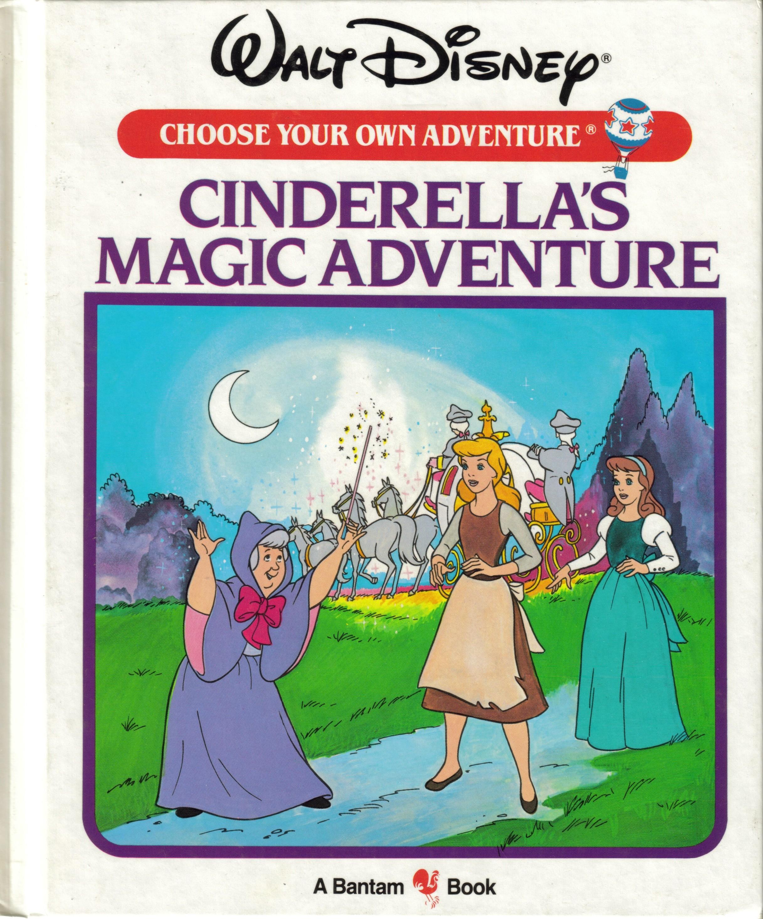 Cinderella's Magic Adventure