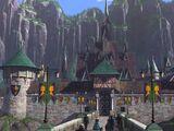 Castelo de Arendelle