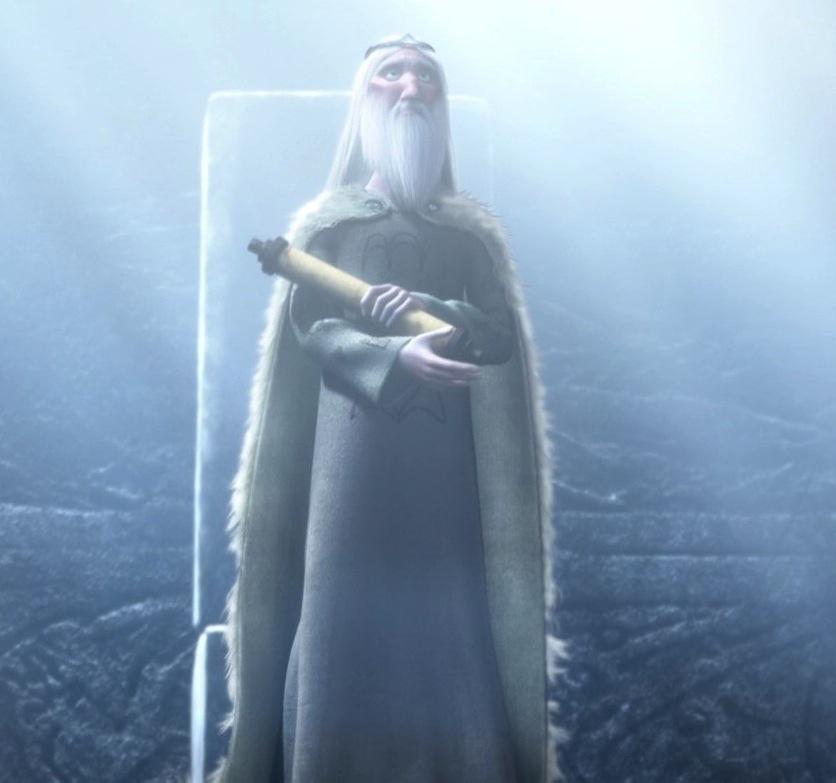 O Rei Ancião