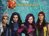 Descendants: Junior Novel