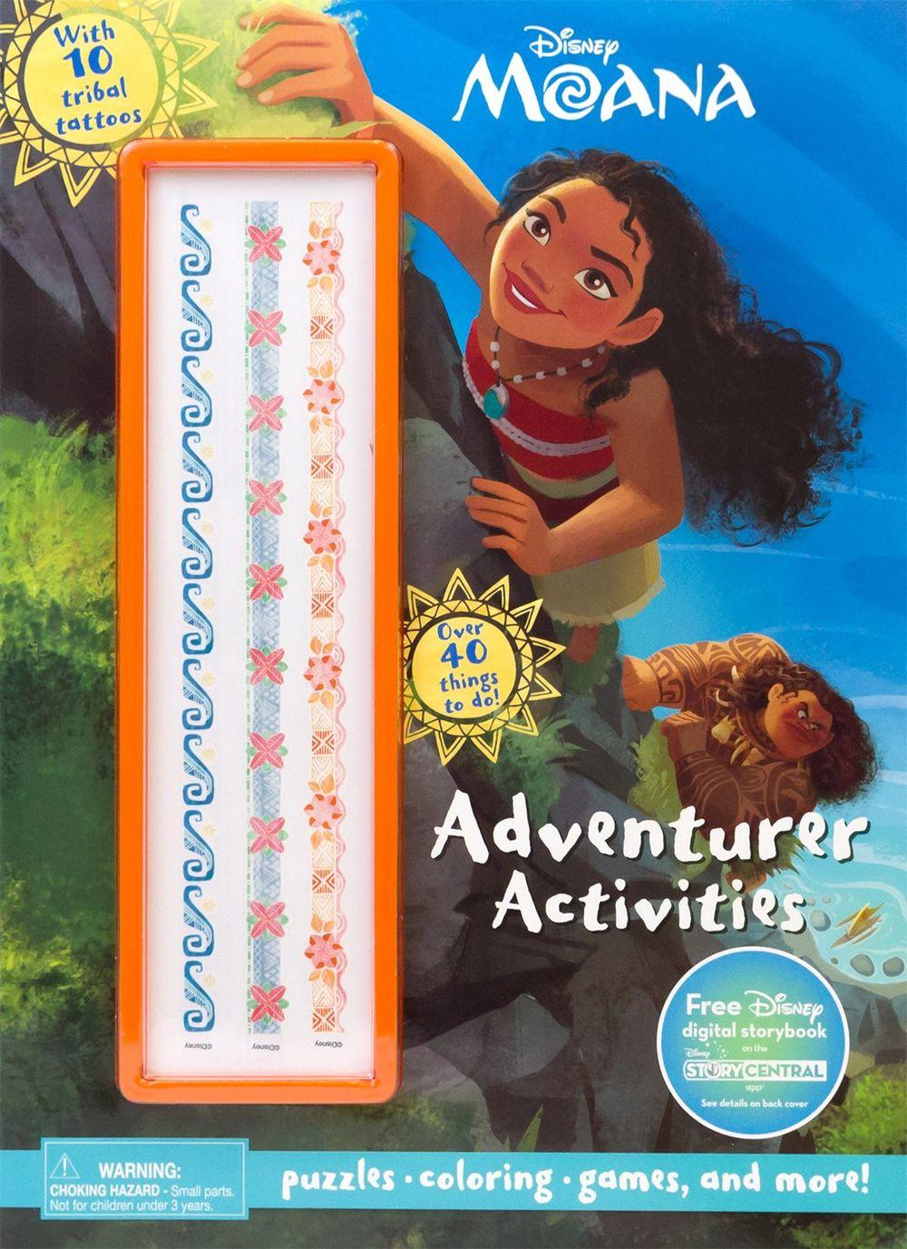 Adventurer Activities