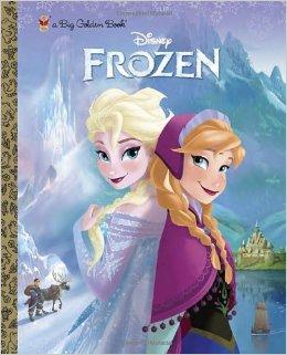 Frozen (Big Golden Book)