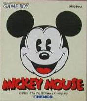 Mickey Mouse (video game)