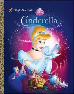 Cinderella (Big Golden Book)