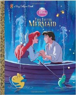 The Little Mermaid (Big Golden Book)