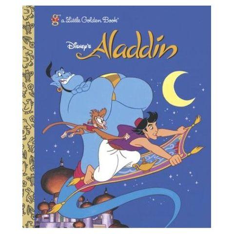Aladdin (Little Golden Book)