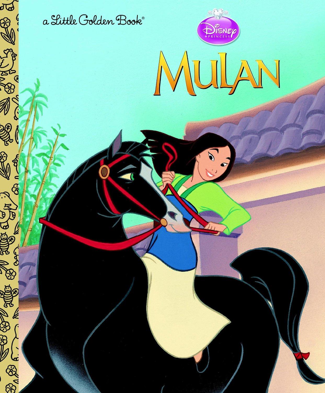 Mulan (Little Golden Book)