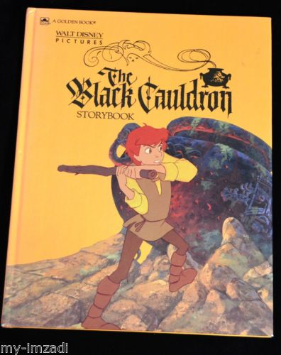 The Black Cauldron Storybook