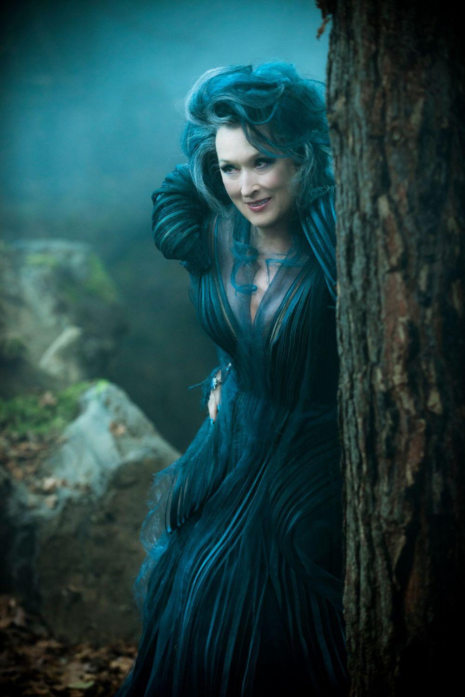 A Bruxa (Caminhos da Floresta)