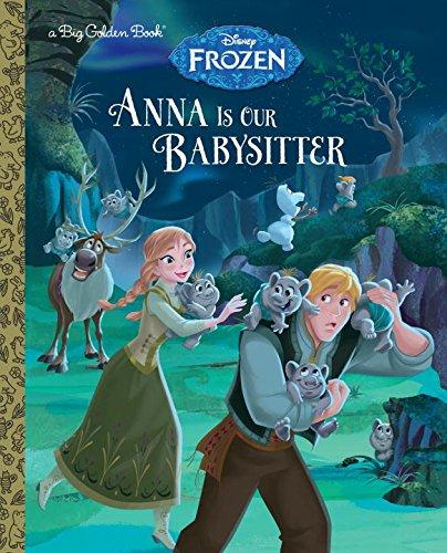 Anna Is Our Babysitter