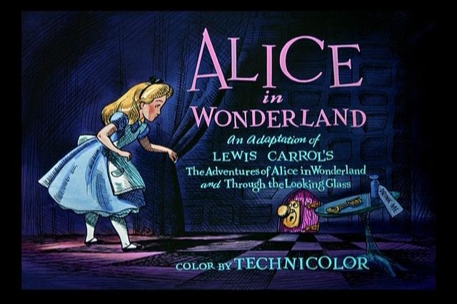 Alice in Wonderland (canção)
