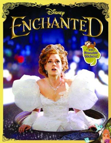 Enchanted: Reusable Sticker Book